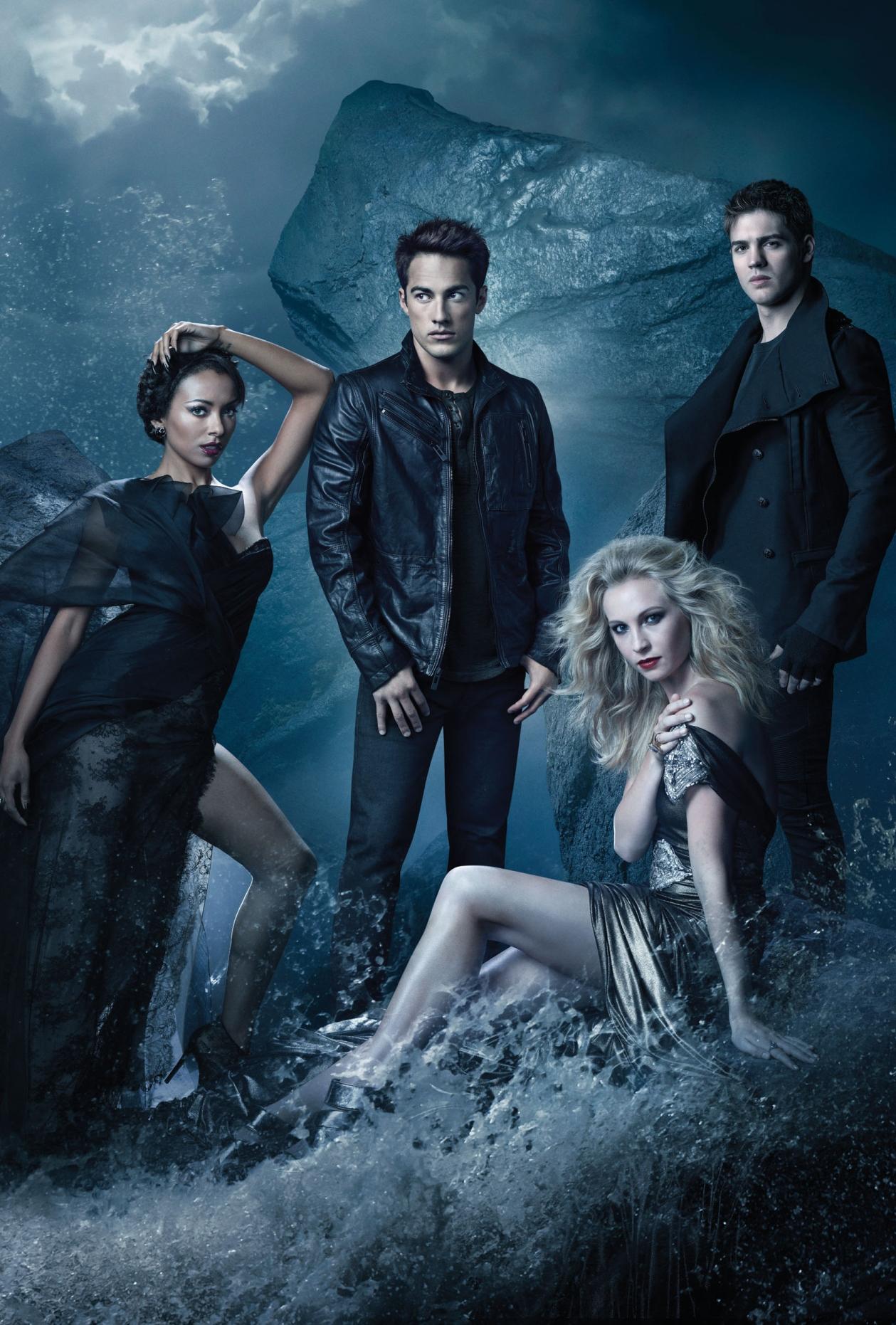 Vampire diaries season 4 episode 5 promo video / Nevezuchie